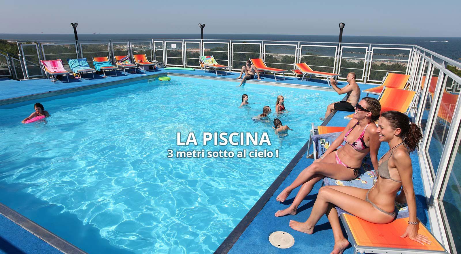 Hotel a lido di classe vicino mirabilandia hotel sorriso - Piscina comunale ravenna prezzi ...