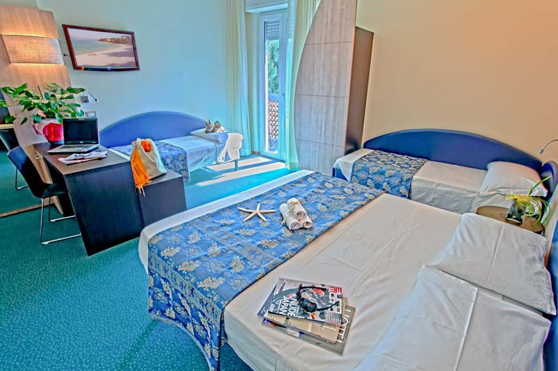 Camera superior in Hotel a Lido di Classe